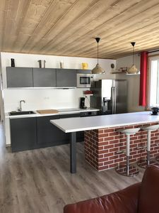 Photo for 2BR Apartment Vacation Rental in Briançon, Provence-Alpes-Côte d'Azur