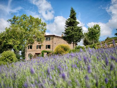 Luxury Chianti with two Bedrooms - Appartamento per 5 persone a Panzano