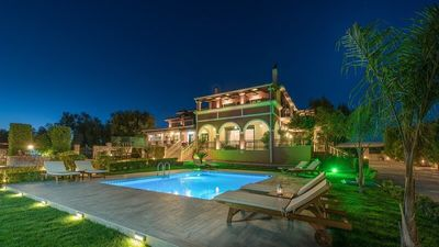 Photo for Cheap villa for 16 persons