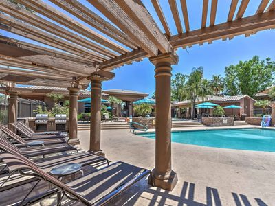 Photo for Luxury Condo w/Heated Pool & Covered Patio!