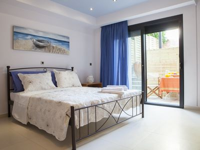 Photo for Villa Vassiliki is a luxury three bedroom villa in the center of Rhodes city.