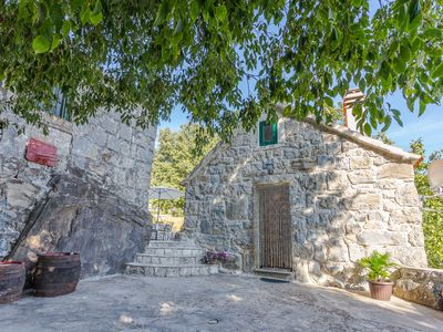 Photo for 1BR House Vacation Rental in Riviera Omis, Riviera Omis