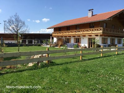 Photo for Apartment Mehringer on the outskirts Miesbach - ideal starting point for excursions