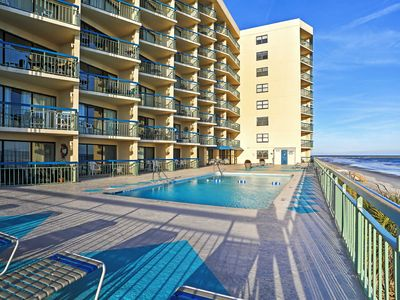 Photo for North Myrtle Resort Condo- Just Steps to Beach