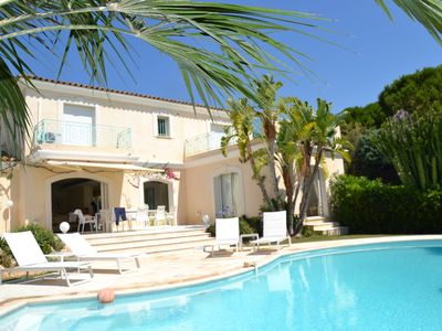 Photo for RECENT VILLA WITH SEA VIEW AT 800 METERS OF THE BEACH