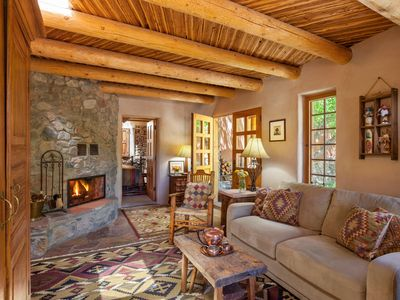 Photo for Rare & Restored Home w/ Courtyard, Hot Tub & 3 Fireplaces