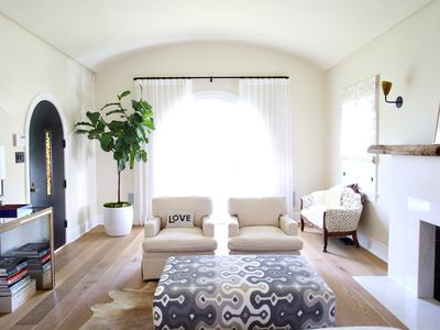 Photo for Incredible Spanish Style House in Venice Beach