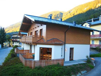 Photo for Chalet Apfel - chalet built in a traditional Alpine style, beautiful panoramic views