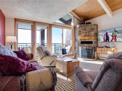Photo for W3326 by Mountain Resorts ~ Pool & Hot Tubs! Top floor condo!