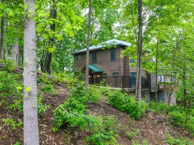 Photo for Breathtaking 4 Bedroom Gatlinburg Cabins with Views