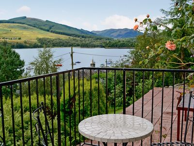 Photo for 3 bedroom accommodation in Lochearnhead