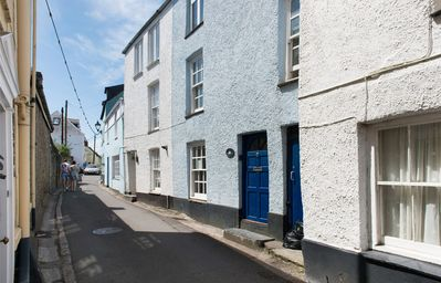 Photo for Fowey - Pet friendly cottage in heart of Cornish sailing town with river views
