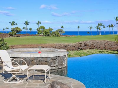 Photo for 5 Bedroom Private Home with Ohana, Pool, Short Walk to Beach!