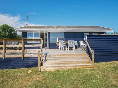 Photo for Vibrant Holiday Home in Juelsminde near Sea