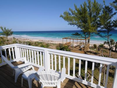 Photo for Sea Coral Cottage - newly refurbished beach house, spectacular ocean views