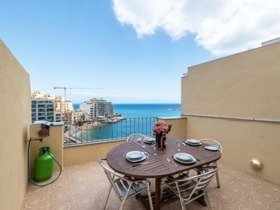 Holiday apartment St. Julians for 1 - 6 persons with 1 bedroom - Holiday apartment