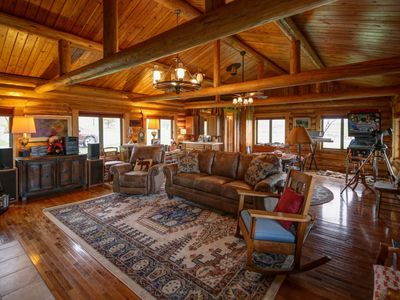 Photo for Hyalite View Ranch with private hot tub - New Listing!