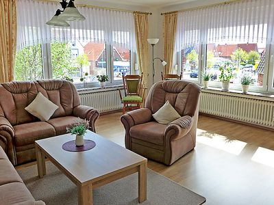 Photo for Apartment Teelke in Norddeich - 6 persons, 3 bedrooms