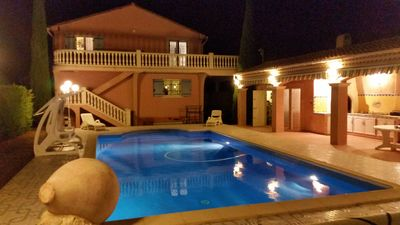 Photo for 3BR House Vacation Rental in Pujaut, Occitanie