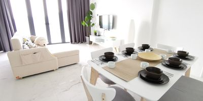 Photo for 3BR Apartment Vacation Rental in Gelugor, Penang