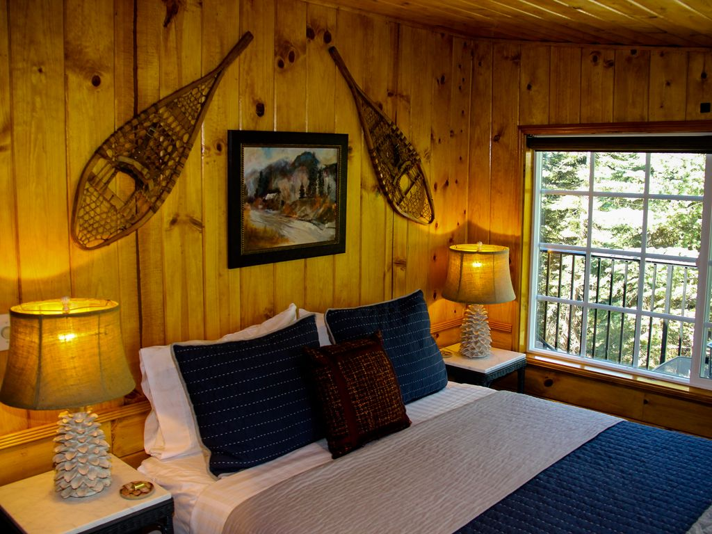Historic hershey cabin immaculate romantic just for 2 for Romantic big bear cabins