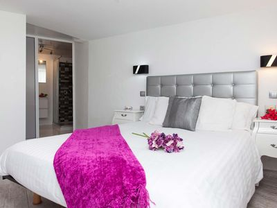 Photo for Studio Lili, lovely loft 1 bed. a 3-minute walk from the beach.