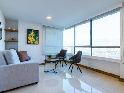 Photo for 3| Oviedo Cozy Flat in El Poblado by NOMAD GURU