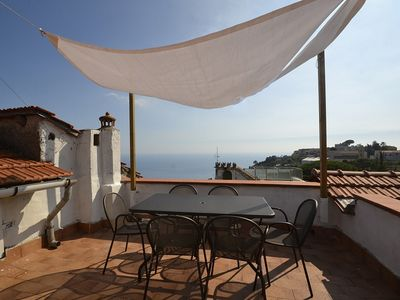 Photo for Villa Ricordo: An elegant and welcoming ancient house which faces the sun and the sea, with Free WI-FI.