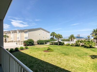 Photo for Oceanfront Resort with Pools and On-site Restaurant, Newly Updated, Elevator