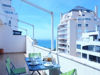 Photo for Guia Apartment – 3 bedroom sea view apartment in prime area of Cascais