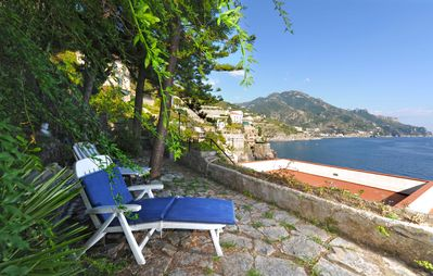 Photo for Gorgeous Villa in Ravello Sea Side With Splendid View Equipped With Sea Platform