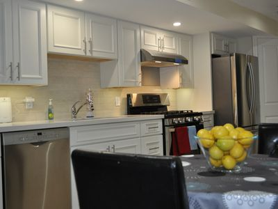 Photo for Luxury Downtown Toronto Basement Suite - Heart of Queen West- 20 min walk to CN