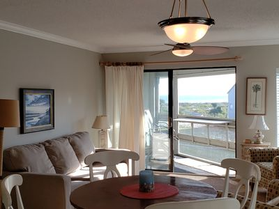 Photo for Recently renovated, granite kitchen, beautiful beach and ocean views.  Free WiFi