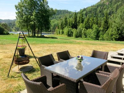 Photo for Vacation home Tovdalselva (SOO334) in Birkeland - 8 persons, 4 bedrooms