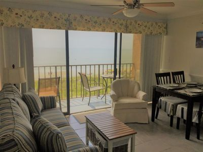 Photo for Sooth your soul - 2 bedroom/Oceanfront Condo in Downtown Carolina Beach with outdoor pool and beach access