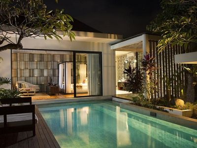 Photo for Mystique One-Bedroom Villa with Private Pool, personal 24-hour butler service