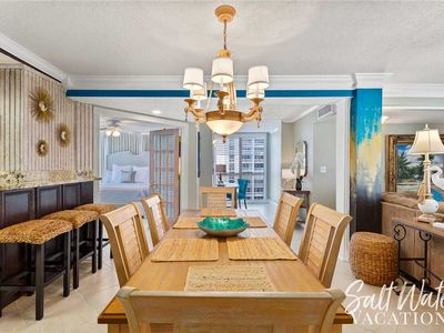 Photo for Shoreline Towers #1086: 3 BR / 2 BA condo in Destin, Sleeps 10