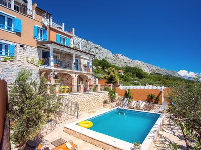 Photo for VILLA DIANA with private pool, 4 bedrooms, 10 persons max
