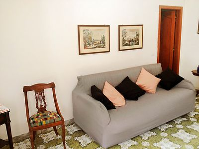 Photo for Apartment A'Scalinatella in Positano - 5 persons, 2 bedrooms