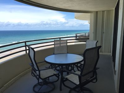 Photo for 9th Floor Oceanfront Sand Dollar unit in Daytona Beach Shores