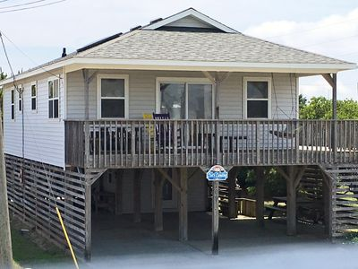 Photo for Comfortable cottage between the beach road & bypass in Kill Devil Hills, NC