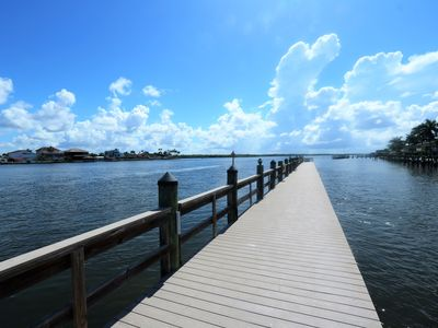 Photo for Best Dock Area on the Island