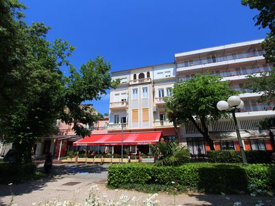 Photo for Holiday apartment directly at the sandy beach