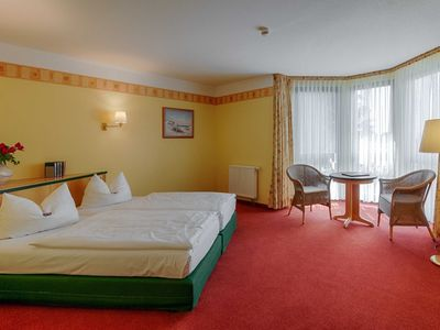 Photo for Deluxe Double Room - HOTELgarni NUSSBAUMHOF ***