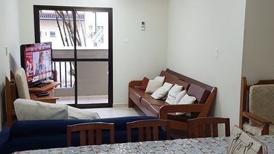 Photo for 4 bedroom apartment in ubatuba close to the beach