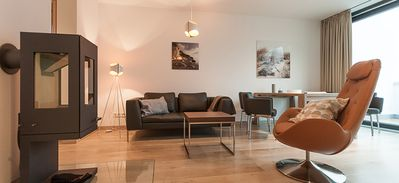 Photo for Apartment Aftdeck | 60 sqm, max. 2 pers. - The beach villa | Luxury holiday apartments and penthouses
