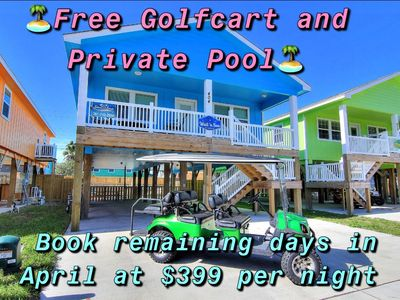 Photo for Wait-N-Sea: Free Golf Cart, Shuffleboard, Private Pool, Boat Parking, PETS