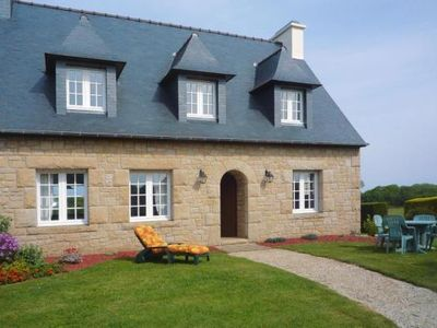 Photo for holiday home, Port Blanc-Penvénan  in Côtes d'Armor - 7 persons, 4 bedrooms