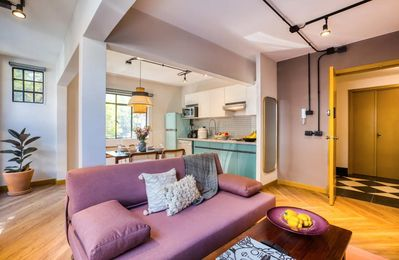 Photo for Miravalle Kahlo - Modern 2 Bedroom Apartment in Mexico City