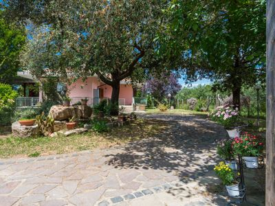 Photo for 3 bedroom Villa, sleeps 8 in Quadroni with Pool, Air Con and WiFi